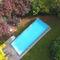 piscine coque / enterrée / en composite / pour hôtel