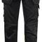 pantalon de travail / haute visibilité / en coton / en Kevlar®