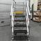 plateforme monte-escalier d'accès