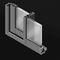 baie vitrée coulissante / en aluminium / à double vitrage