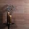 revêtement mural en fibre naturelle / résidentiel / texturé / aspect pierre