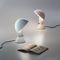 lampe de table / contemporaine / en aluminium / en résine