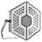 projecteur IP66 / à LED / industriel / d'extérieur
