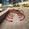 range-vélo en aluminium / avec éclairage à LED intégré / pour espace public
