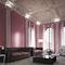enduit décoratif / intérieur / pour mur / en plâtre