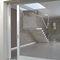 baie vitrée oscillo-coulissante / en bois / en aluminium / à double vitrage
