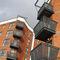 balcon à barreaux