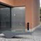 banc public / design original / en aluminium / en inox
