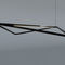 suspension / contemporaine / en aluminium / en acier