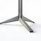 table bistrot contemporaine / en fonte d'aluminium / ronde / carrée