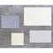 tissu pour rideaux / pour store enrouleur / uni / en polyester