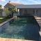 couverture de piscine manuelle