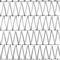 maille métallique pour bardage / en acier inoxydable / à maillage triangulaireHURONCambridge Architectural Mesh