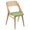 chaise contemporaine / en bois / professionnelle