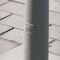 borne de protection / en fonte d'aluminium / amovible / haute