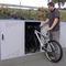 abri vélo en acier