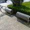 range-vélo en acier / en acier galvanisé / en acier inoxydable / pour espace public