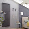 radiateur à eau chaude / en acier / contemporain / vertical