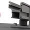 profilé en acier inoxSPLICE FOOT X & XLK2 Systems GmbH