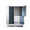 armoire modulable / contemporaine / en MDF / en métal