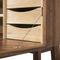 meuble minibar contemporain