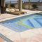 margelle de piscine en céramique