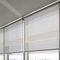 tissu pour protection solaire / uni / en fibre de verre / transparent