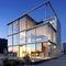 baie vitrée coulissante / à double vitrage / de sécurité / à isolation thermique