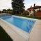 piscine coque / enterrée / en céramique / d'extérieur