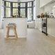 revêtement de sol en céramique / en vinyle / résidentiel / en rouleau