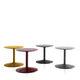 table d'appoint contemporaine / en polyuréthane / ronde / par Piero Lissoni