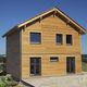 maison modulaire / contemporaine / en bois / écologique