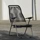 fauteuil contemporain / aluminium / en corde / de jardin