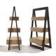 étagère contemporaine / en bois / avec tiroir