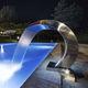 fontaine de piscine