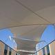 membrane architecturale en PTFE / pour structure tendue / pour façade / pour espace public