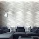 panneau décoratif en bambou / en fibre naturelle / pour plafond / pour mur