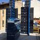 coffrage modulaire / cadre / allégé / en acier galvanisé