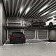 plateforme pour parking multidirectionnelle / électrique / hydraulique