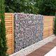 maille métallique pour clôture / pour gabion / en acier galvanisé / à maillage long