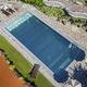 piscine en kit complet / encastrable / en inox / pour hôtel