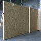 panneau sandwich isolant pour toiture / pour mur / pour sol / pour plafond