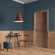 panneau décoratif en bois / mural / pour agencement intérieur