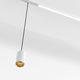 spot suspension / à LED / rond / en aluminium
