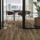 revêtement de sol en vinyle / acoustique / haute performance / résidentiel