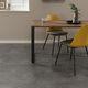 revêtement de sol en vinyle / à haute résistance / résidentiel / professionnel