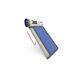 panneau solaire thermique plan / pour chauffer l'eau / avec cadre en aluminium