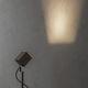 spot de sol / d'extérieur / à LED / carré