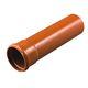 canalisation en PVC / pour système de drainage