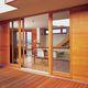 fenêtre oscillo-coulissante / en aluminium / à double vitrage / à isolation thermique